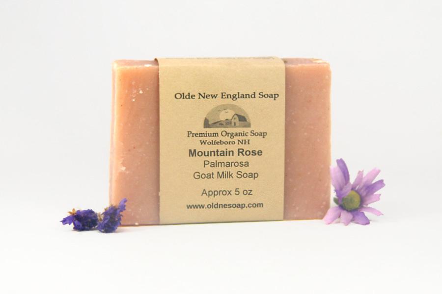 Rose Goat Milk Soap