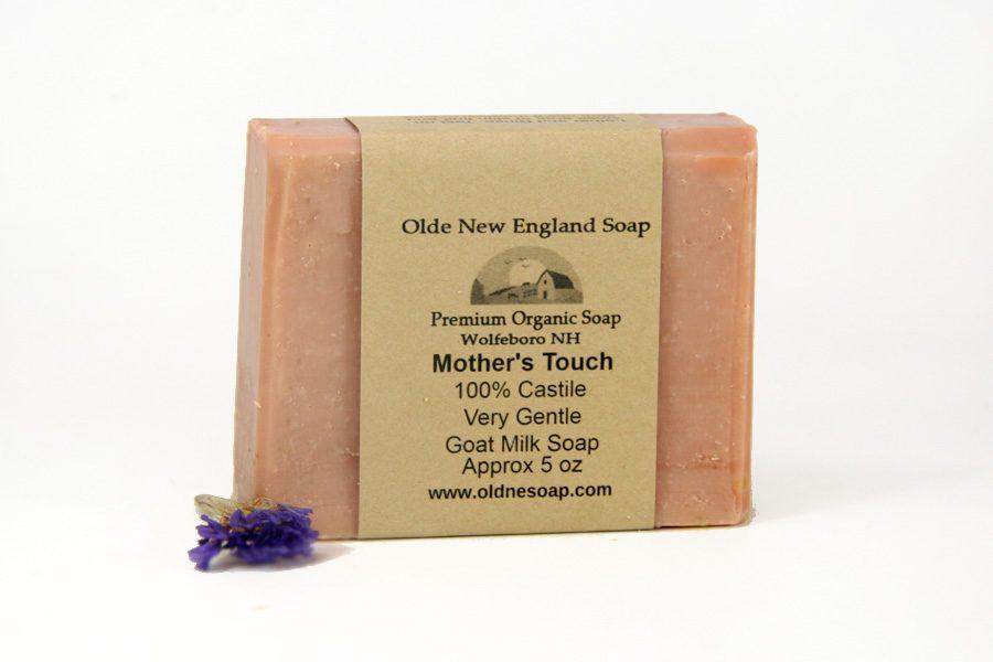 Baby Castile Goat Milk Soap